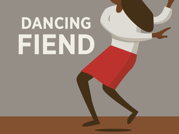 Two Stepping Your Way To Happiness